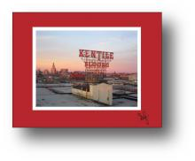 Kentile Floors holiday card