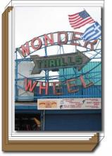 Wonder Wheel box set